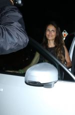 Jordana Brewster Outside Craig