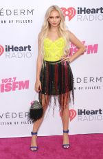 Jordyn Jones At 2019 iHeartRadio Wango Tango Red Carpet in LA