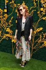 Julianne Moore At 12th Annual Veuve Clicquot Polo Classic in Jersey City,New Jersey