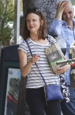 Juliette Lewis Shopping in Los Angeles