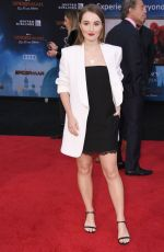 Kaitlyn Dever At Spider-Man Far From Home premiere in Hollywood