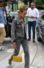 Karrueche Tran At L