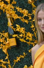 Kate Bock At 12th Annual Veuve Clicquot Polo Classic in New York