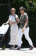 Kate Mara Out in Los Angeles