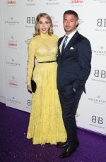 Katherine Ryan Arrives for the Caudwell Children Butterfly Ball charity event at the Grosvenor House, Park Lane, London
