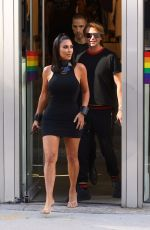 Kim Kardashian Stepping out in New York City