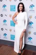 Kirsty Gallacher At Soccer Aid for Unicef Gala, Science Museum in London