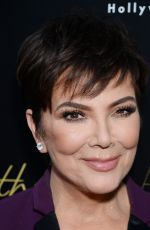 Kris Jenner At The Glam App Launch Event in Los Angeles