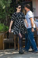 Krysten Ritter Heads to a lunch date after a business meeting in North Hollywood
