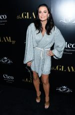 Kyle Richards At The Glam App Launch Event in Los Angeles