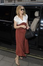 Kylie Minogue At Claridge