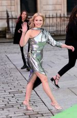 Kylie Minogue At Royal Academy of Arts Summer Exhibition Party 2019 in London