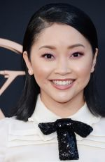 Lana Condor At Premiere of 20th Century Fox