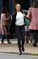 Lilly Becker Spotted out and about in London