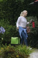 Lindsey Vonn Steps out in Los Angeles