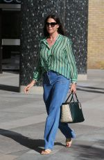 Lisa Snowdon At ITV Studios in London
