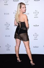 Lottie Moss At The ELLE List in Association with MAGNUM Ice Cream in London