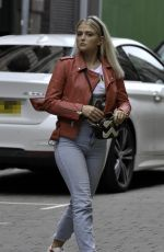 Lucy Fallon At Peter St Kitchen in Manchester