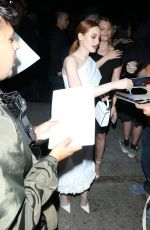 Madelaine Petsch Outside Women in Film Max Mara Face of The Future in LA