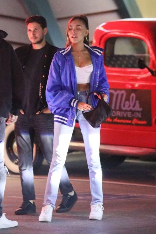 Madison Beer Out at Mel