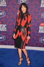 Michelle Monaghan At 2019 CMT Music Awards in Nashville