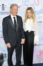 Michelle Pfeiffer Attends the 2019 Fragrance Foundation Awards at the Davd H. Koch Theater in New York