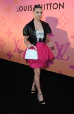 Millie Bobby Brown At Opening of Louis Vuitton X Cocktail Party in Los Angeles