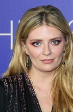 Mischa Barton At Los Angeles premiere of MTV