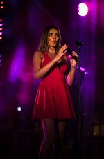Nadine Coyle Performing at Coventry Pride