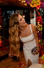 "Nina Agdal At ""Knot-A-Real-Wedding"" for Conair"