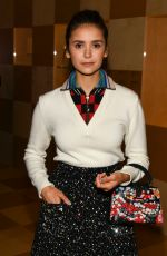 Nina Dobrev At Louis Vuitton X Opening Cocktail Party in Beverly Hills