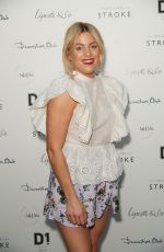 Olivia Cox At Style for Stroke Launch Party at the Devonshire Club, London