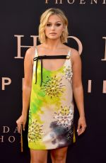 Olivia Holt At Dark Phoenix Premiere in Hollywood