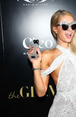 Paris Hilton At The Glam App Celebration Event in Hollywood