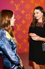Riley Keough At Louis Vuitton X Cocktail Party in LA