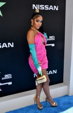 Saweetie Attends the 2019 BET Awards