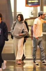 Selena Gomez Rocks PJs at the Arclight in Sherman Oaks
