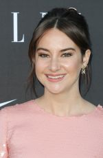 Shailene Woodley At Conservation International + ELLE Los Angeles Gala