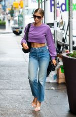 Sofia Richie Out for a stroll in NYC
