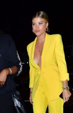 Sofia Richie Outside Alice + Olivia Worldpride Party in NYC