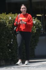 Sophia Bush Out in West Hollywood