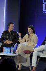 Sophia Bush Speaks onstage during Neuro-Insight session at the Cannes Lions