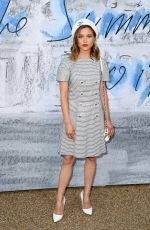 Sophie Cookson At Serpentine Gallery Summer Party in London