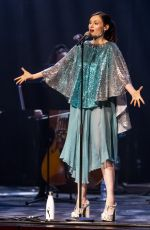 Sophie Ellis-Bextor Performing Live at The Usher Hall in Edinburgh Scotland