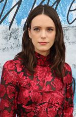 Stacy Martin At Serpentine Gallery Summer Party 2019 at Kensington Gardens in London, England
