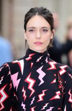 Stacy Martin Attending the Royal Academy of Arts Summer Exhibition Preview Party held at Burlington House, London