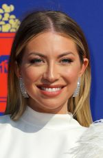 Stassi Schroeder Attends the 2019 MTV Movie and TV Awards held at Barker Hangar
