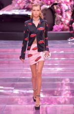 Stella Maxwell At Versace fashion show S/S 2020 in Milan