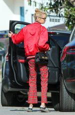Stella Maxwell Out in LA