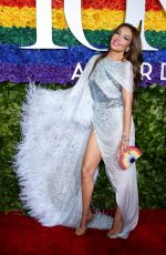 Thalia At 73rd Annual TONY Awards in New York City